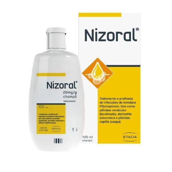 Nizoral Shampoo 20mg/g 100ml