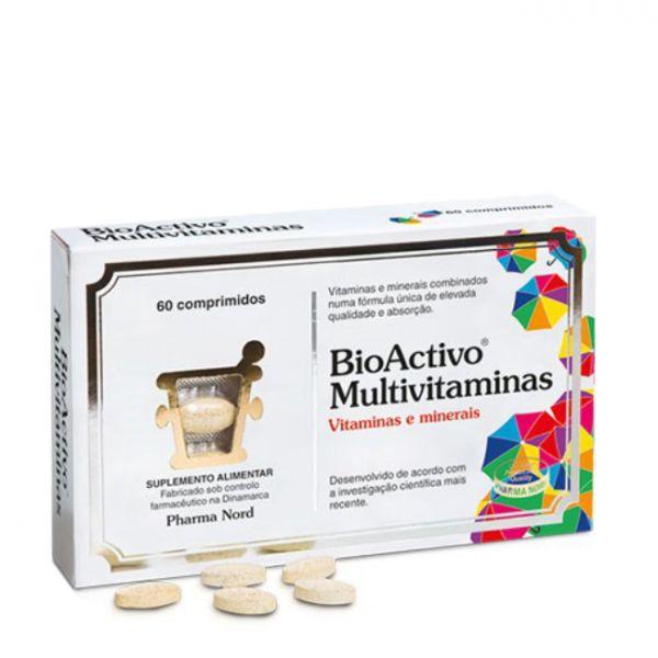 Pharma Nord Bioactivo Multivitaminas 60 comprimidos