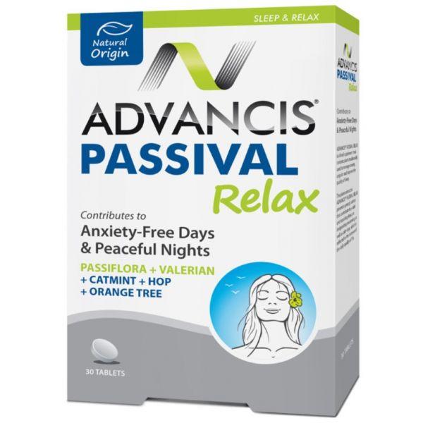 Advancis Passival Relax 30 Comprimidos