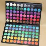 Paleta de sombras com 120 cores - MK0002