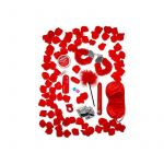 Toy Joy Kit Prazer Red Romance