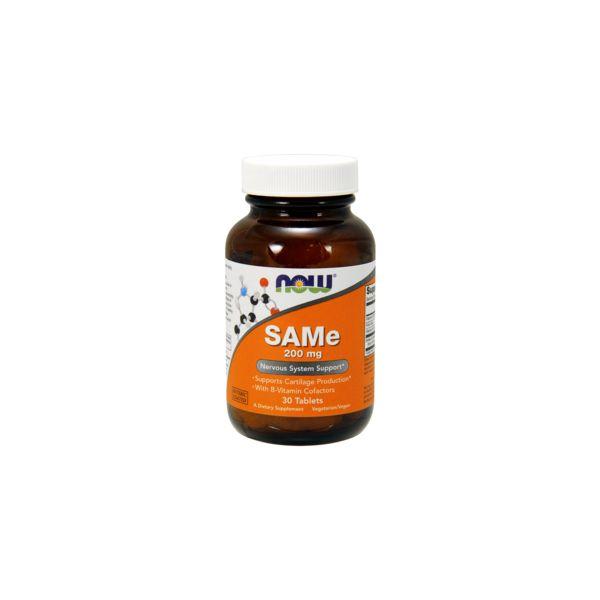 Now SAMe 200mg 30 comprimidos