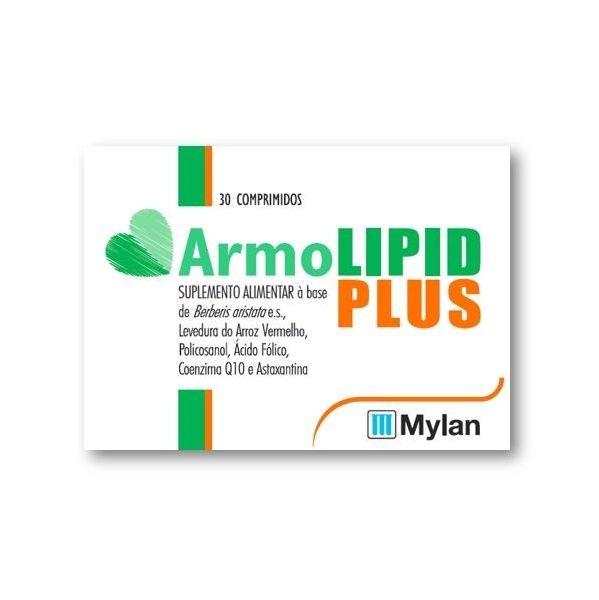Rottapharm Armolipid Plus 30 comprimidos