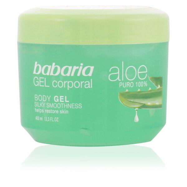 Babaria Aloe Vera Body Gel Silky Smoothness 400ml