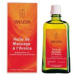 Weleda Massage Body Oil Arnica Montana 200ml