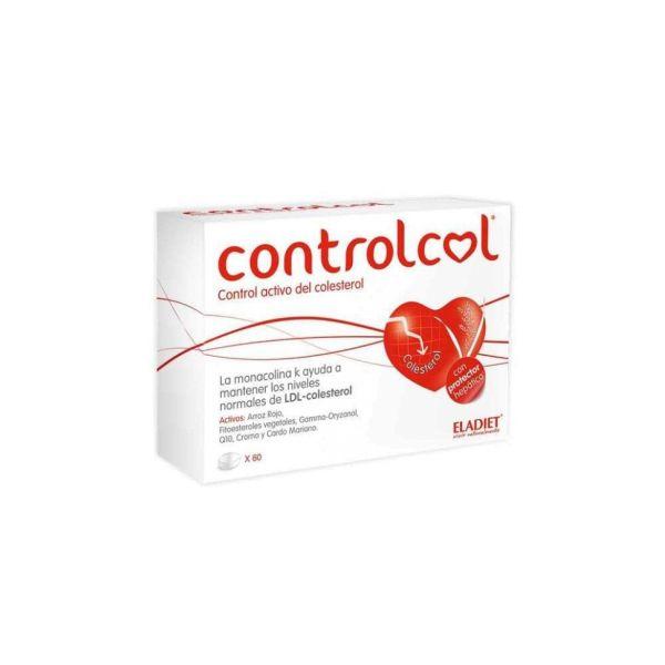 Eladiet Controlcol 60 comprimidos