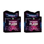 Bioceutica Optimemo Flash 20 ampolas + 20 Cápsulas Pack de 2