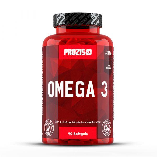 Prozis Foods Omega 3 1000mg 90 Cápsulas