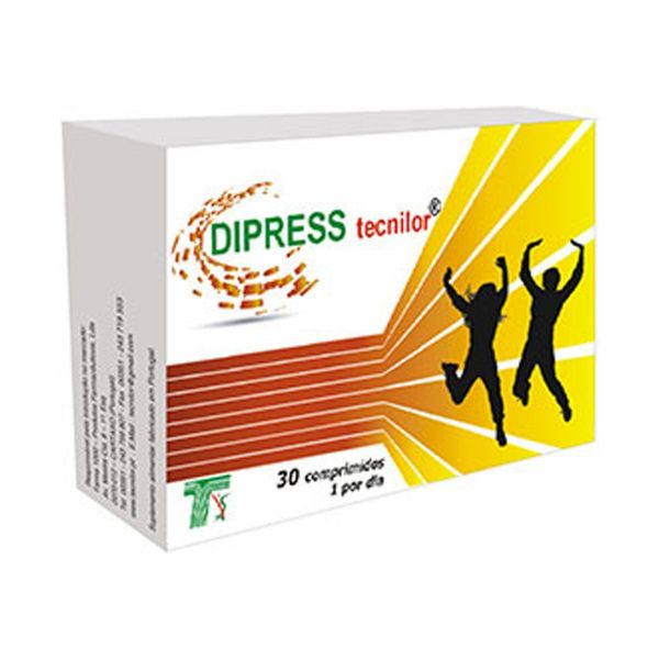 Tecnilor Farma1000 Dipress 30 Comprimidos