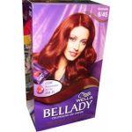 Wella Bellady Creme Coloração Tom 6/45 Granada