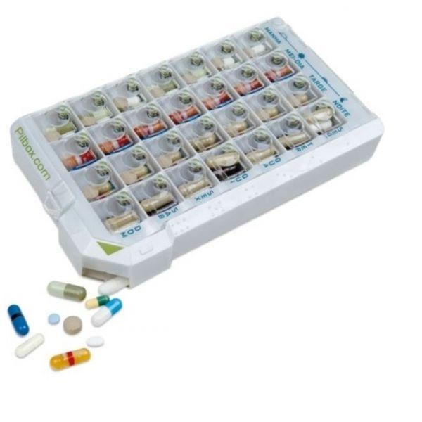 aab89ef0d Pilbox Classic Dispensador Medicamentos - KuantoKusta