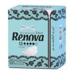 Renova Silk Sensation First Super com Abas 12 unidades