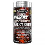 Muscletech Hydroxycut Hardcore Next Gen 100 cápsulas