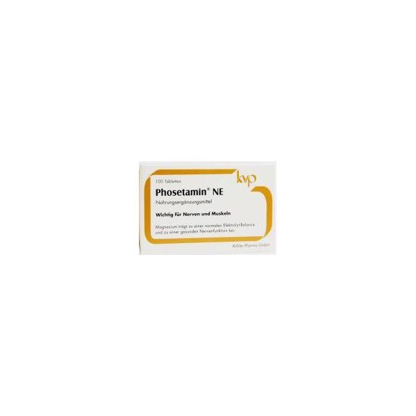 Biotop Phosetamin NE 100 comprimidos