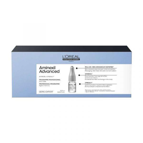 L'Oréal Expert Aminexil Advanced Tratamento Anti-Queda 42x6ml