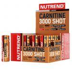 Nutrend Carnitine 3000 Shot 20x 60ml