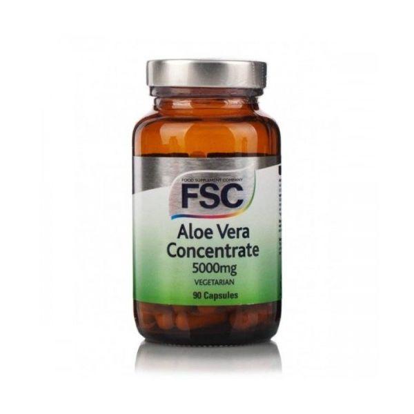 FSC Aloe Vera Concentrate 5000mg 90 Cápsulas