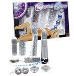 You2Toys Kit Prazer Crystal Clear