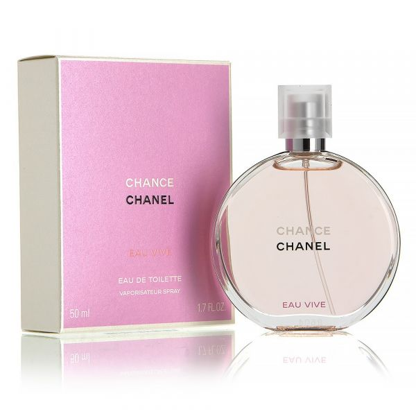 69949f2890b Perfume Mulher Chanel Chance Eau Vive Woman EDT 100ml - KuantoKusta