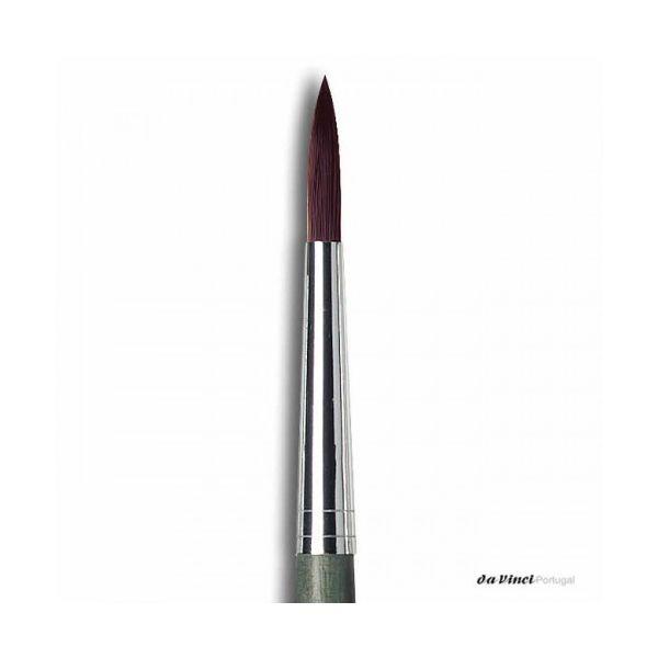 DaVinci Pincel Redondo Nail Art Gel 363 Nº6