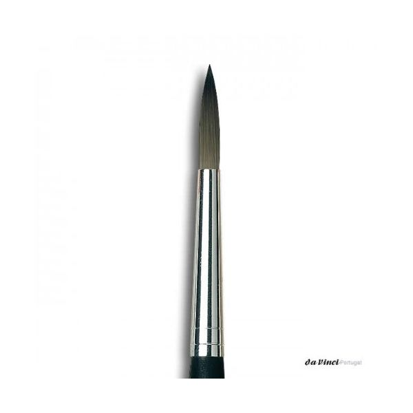 DaVinci Pincel Redondo Nail Art Gel 3373 Nº6
