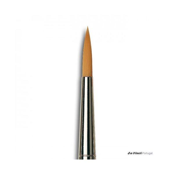 DaVinci Pincel Redondo Gel/F&B 15700 Nº6