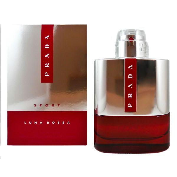 3b6ddf2ea Perfume Homem Prada Luna Rossa Sport Men EDT 100ml - KuantoKusta