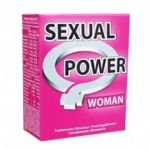 Pure Nature Sexual Power Woman 60 comprimidos