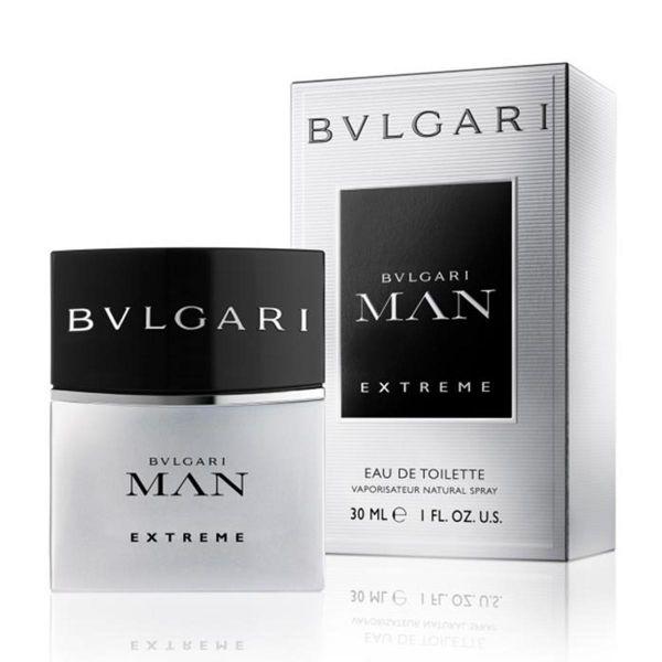 Perfume Homem Bvlgari Extreme Man EDT 30ml - KuantoKusta 59c5500759