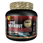 Gold Nutrition Pre Workout Endurance 300g Limão