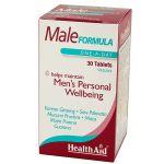 Health Aid Male Formula 30 comprimidos