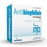 Antibiophilus Pó Suspensão Oral 20 Saquetas 1500mg