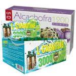 Bio-Hera Alcachofra 1200 Forte 30 ampolas + Gold Nutrition L- Carnitina 3000 20 ampolas