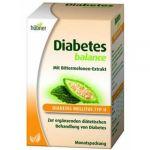 Hubner Diabetes Balance 60 Cápsulas