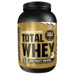Gold Nutrition Total Whey 1Kg Baunilha