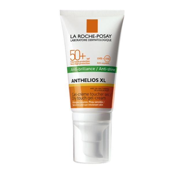 Protetor Solar La Roche Posay Anthelios XL Gel Creme Toque Seco SPF50+ 50ml