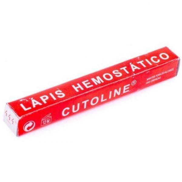Cutoline 444 Lápis Hemostático Cicatrizante 10g