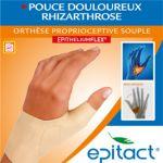 Epitact Órtese Propriocetiva Flexível Mão Direita (M)