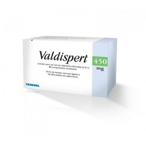 Valdispert 450mg 20 comprimidos