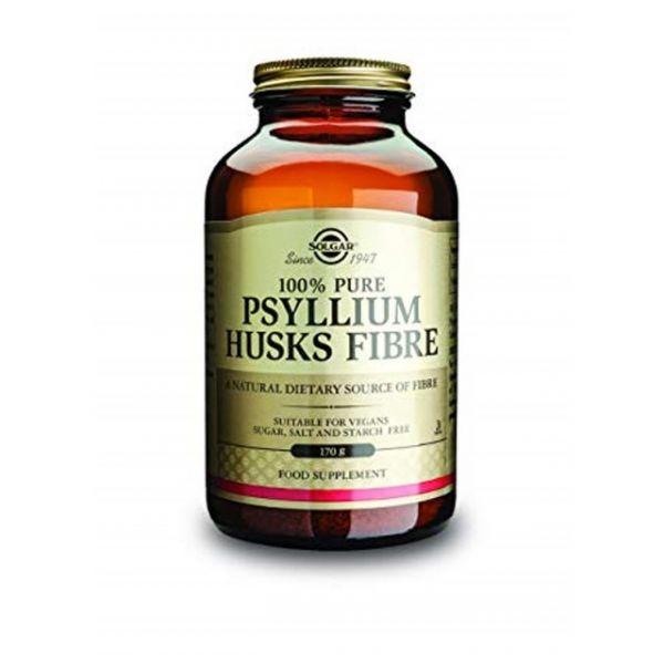 Solgar Psyllium Husks Fibre 170g