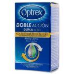 Optrex Colírio Dupla Ação Olhos Comichão 10ml