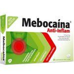 Mebocaína Anti-inflamatório 1.2mg + 3mg 20 Pastilhas