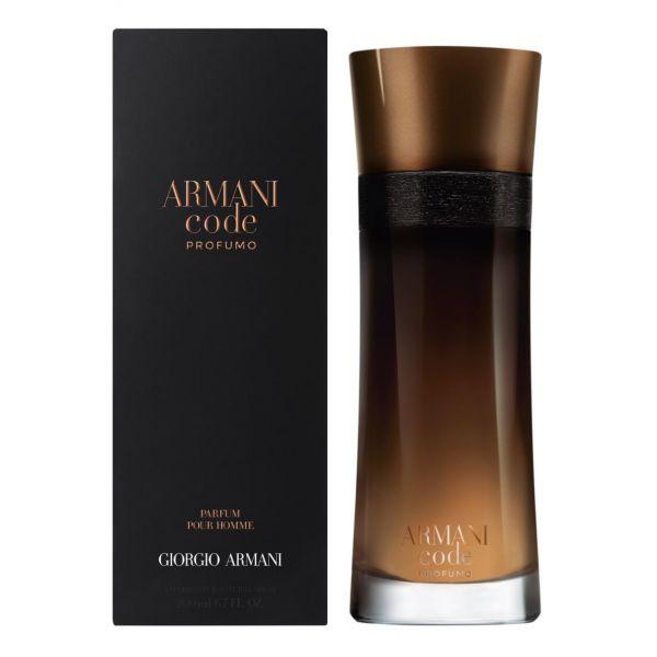 7253a54fe Perfume Homem Giorgio Armani Code Profumo Man EDP 110ml - KuantoKusta