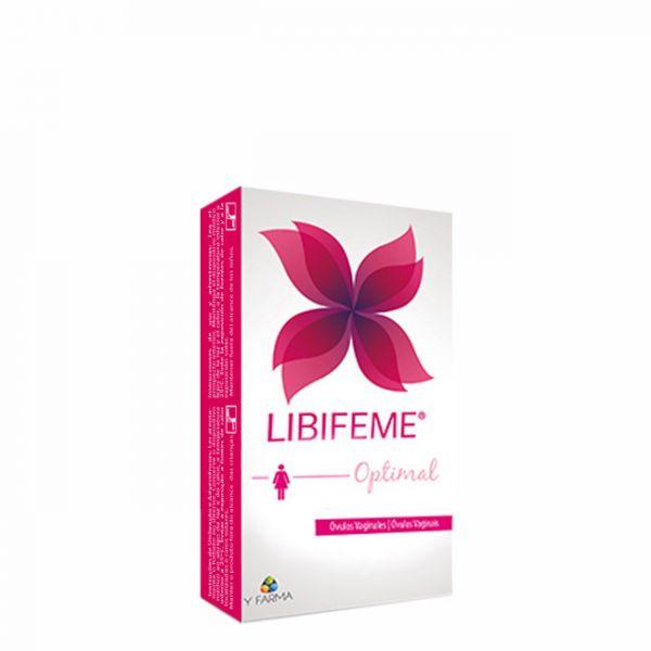 Y-Farma Libifeme Optimal 5 Óvulos