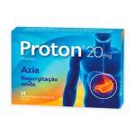 Medinfar Proton Cápsula Gastrorresistente 20mg 14 Unidades