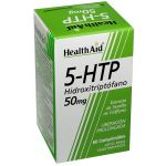 Health Aid Vitamina 5-HTP 50mg 60 Comprimidos