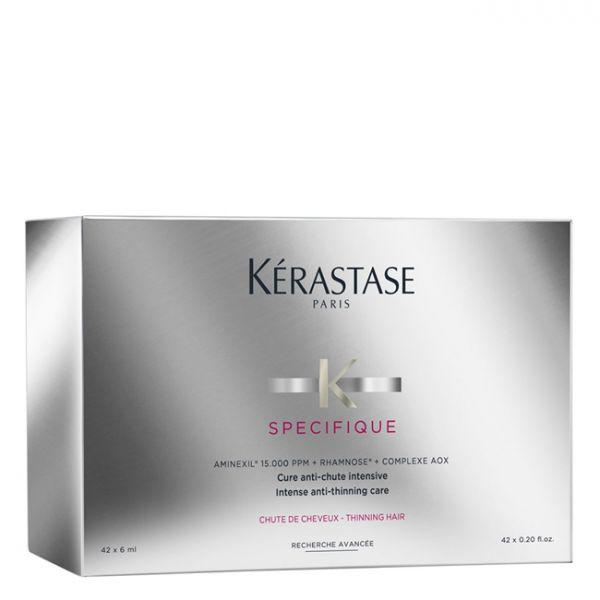 Kérastase Specifique Cure Anti-Queda Cabelos Finos 42x6ml