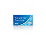 Alcon Lentes Mensais Air Optix Plus HydraGlyde 6 lentes