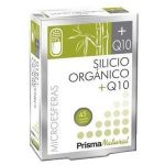 Prisma Natural Microesferas Silício Orgânico Q10 45 Caps