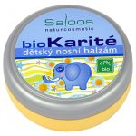 Saloos Bio Karité Nose Balm Kids 19ml